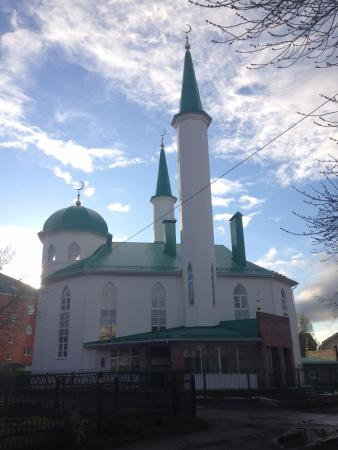 Mahalla # 1 Mosque