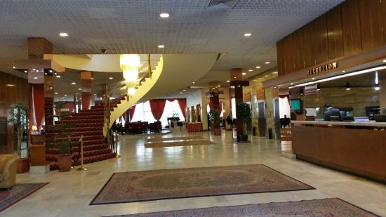 Parsian Enghelab Hotel: hall - reception