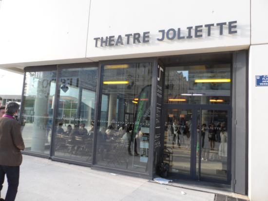 Theatre Joliette-Minoterie