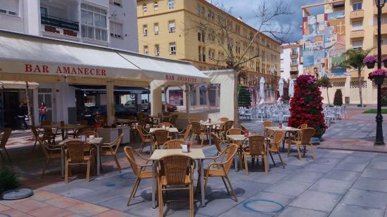 Bar in Plaza ABC
