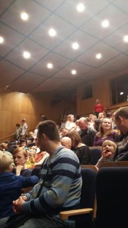 """เบอร์โน, สาธารณรัฐเช็ก: Theatre Radost """"Happiness"""" in Brno"""