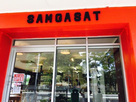 Edge Hill, Australia: Samgasat thai restaurant