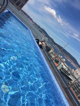 Hotel Axis: Ótimo para relaxar! Óptimas condições, atendimento muito prestavel!