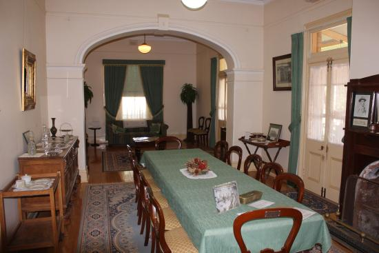 Leonora, Australia: Dining room