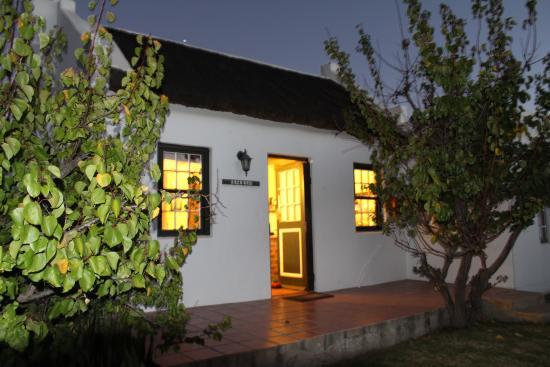 McGregor, Sudáfrica: at night