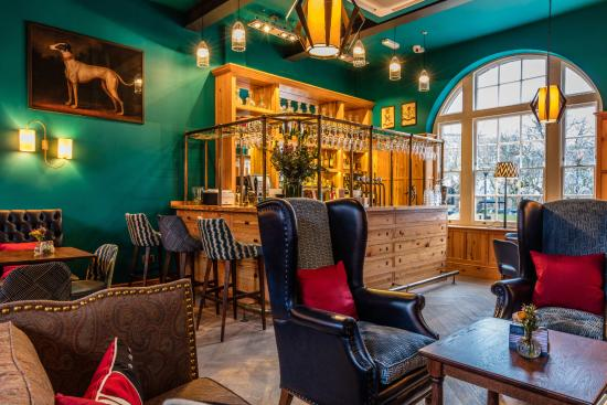 the mess bar area picture of the guard house london tripadvisor rh tripadvisor com