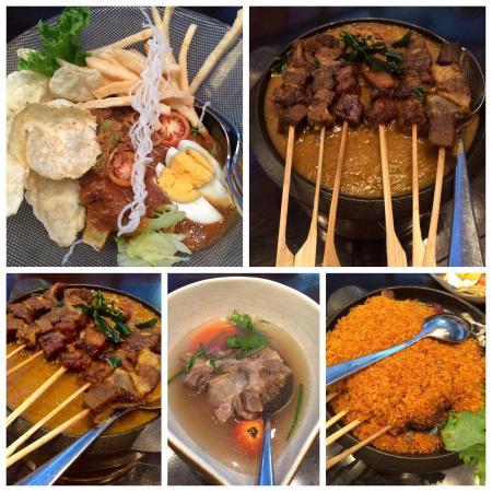 Good food of Indonesia