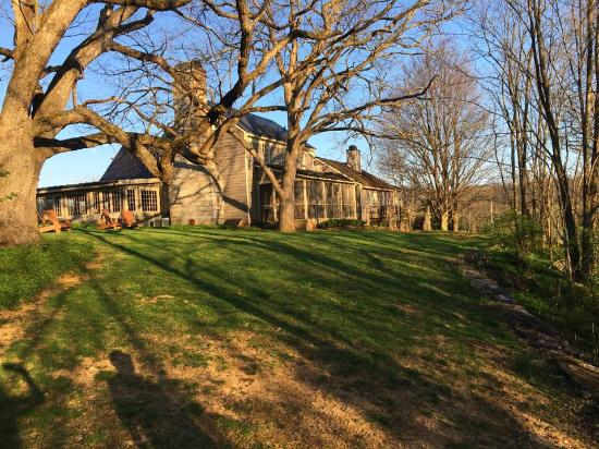 the chumley house w screened in porch and huge fireplace in common rh tripadvisor com