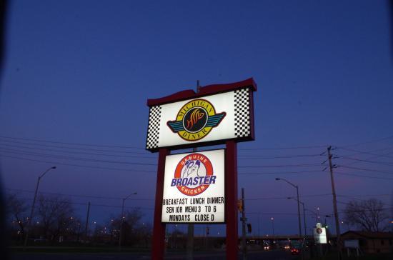 Michigan Diner