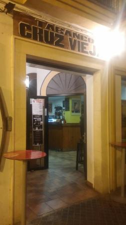 Restaurante tabanco cruz vieja en jerez de la frontera con for Cocina y alma jerez