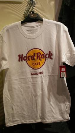 Carta Y Precios Hard Rock Madrid Fotograf 237 A De Hard Rock