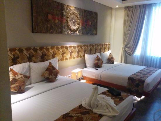 Jocs Boutique Hotel & Spa: Double bed room