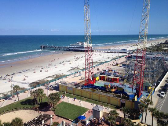 panorama dalla camera piano 10 picture of hilton daytona beach rh tripadvisor com