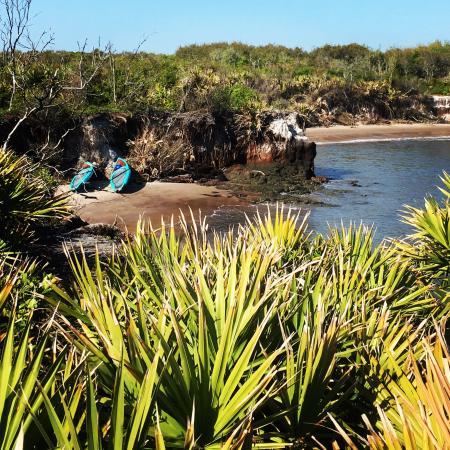 Fernandina Beach, FL: SUP Amelia Island to hideaway beach