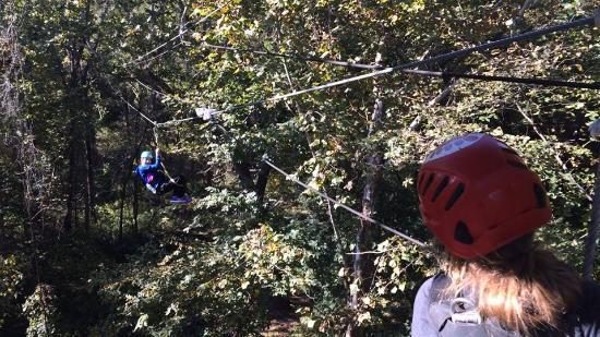Bonner Springs, KS: Zip KC Adventures