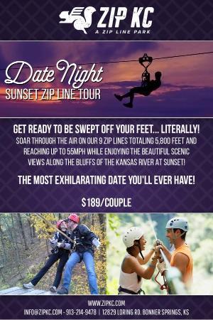 Bonner Springs, KS: Date night sunset tours