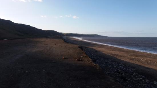 East Durham Coast : Desolate.