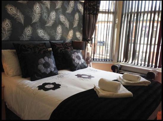 Jesmond Dene Hotel: Nice Double Room