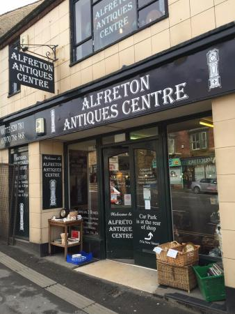 ‪‪Alfreton‬, UK: Alfreton Antiques Centre‬