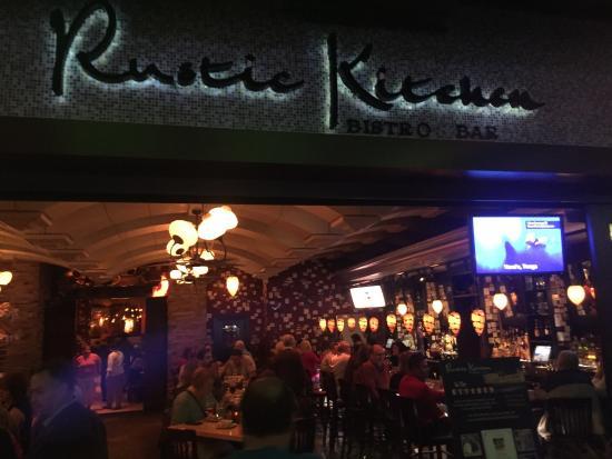 Rustic Kitchen Bistro & Bar, Wilkes-Barre - Menu, Prices ...