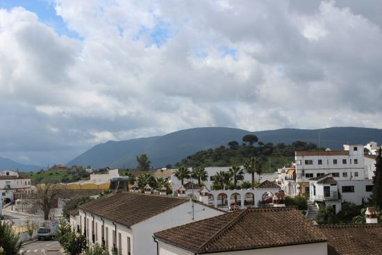 Algar, إسبانيا: Vistas desde la habitacion