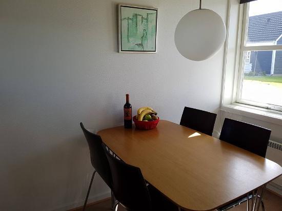 Ranum, Dinamarca: dining room, cottage 221