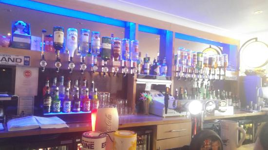 Lockerbie, UK: Townhead Hotel Bar Restaurant