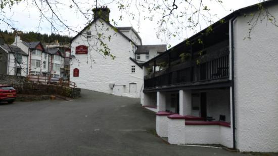Trefriw, UK: Gwesty Fairy Falls Hotel
