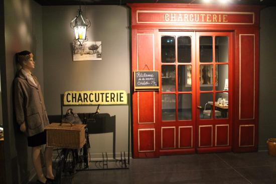 Lacaune, Frankrike: MUSEE