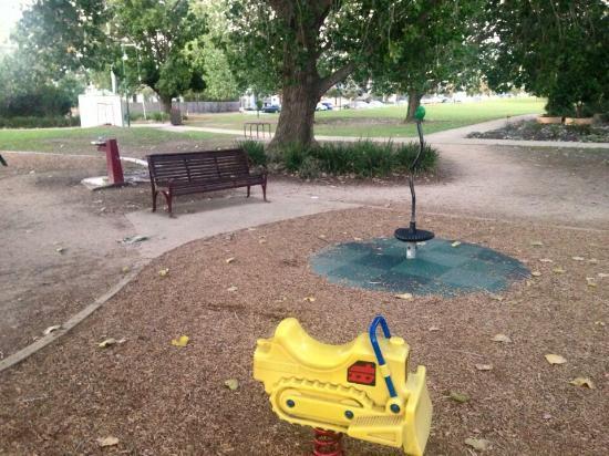 Caulfield, Australia: Great playground