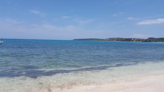 Playa Ensenada: Priceless beach
