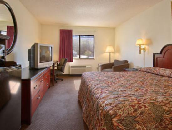 King Room - American Elite Inn, Hazard, KY