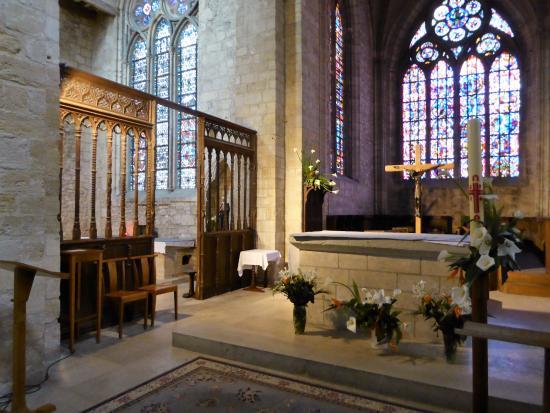 Mantes-la-Jolie, Francia: sainte anne de gassicourt