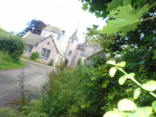 Alyth, UK: la demeure dans la nature