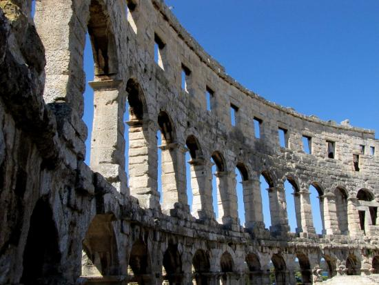 The Arena in Pula: Amphitheater Pula