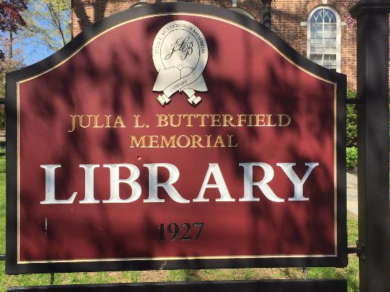 Cold Spring, estado de Nueva York: Butterfield Library