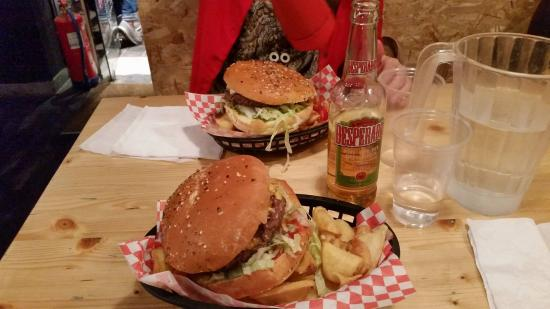 Burger'N'Co (corum) : Muy buena hamburguesa :D