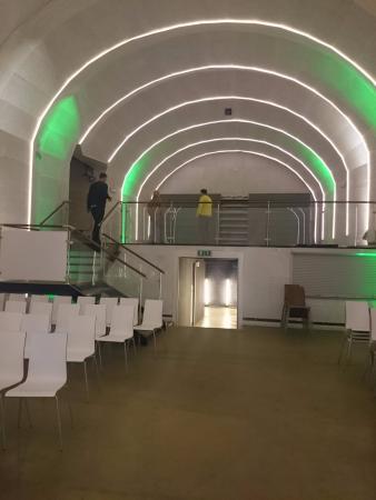 Zabrze, Polonia: kopalnia guido hala koncertowa