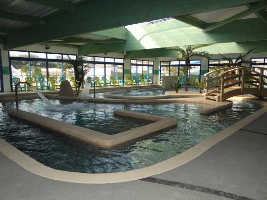 La Gueriniere, Francia: Nouvel espace aquatique couvert
