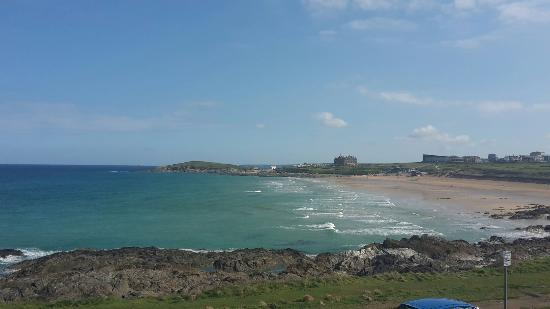 a beautiful relaxing 24 hrs picture of fistral beach hotel and rh tripadvisor ie