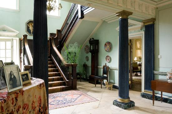 Godmanchester, UK: The Main Hall