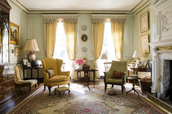Godmanchester, UK: The Drawing Room
