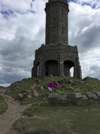 Darwen, UK: The tower