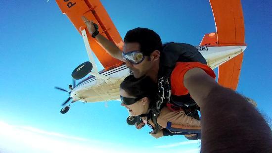 Queda Livre Paraquedismo