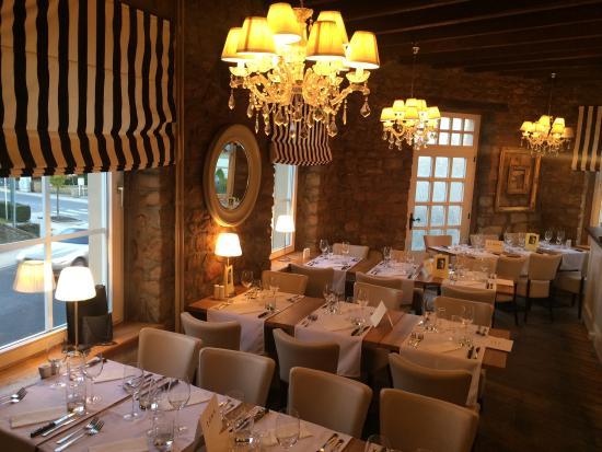 Bivio (Osteria del Bivio): Beautiful day at Bivio's