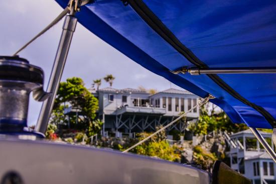 Road Town, Tortola: Built on Stilts