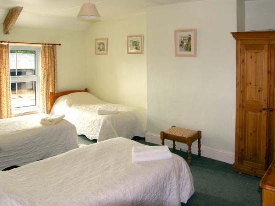 Llanfynydd, UK: Family Bedroom