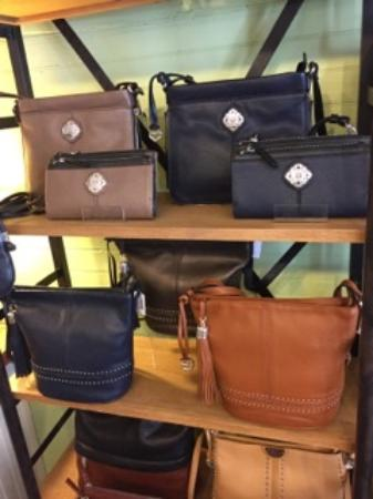 Rock Hall, MD: Purses from Brighton that you'll be able to use for many years to come!