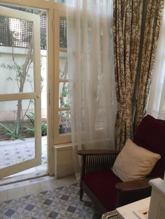 Villa Belle Epoque: The room , close to the pool , super cute