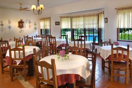 La Posada de Akasha: Salón de Desayuno